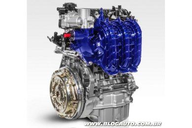 Motor Firefly 1.0 - 3 cilindros