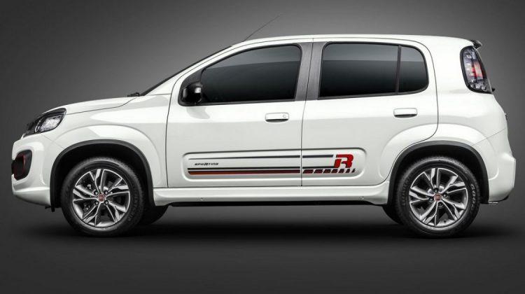 Fiat Uno Sporting 1.3 2017
