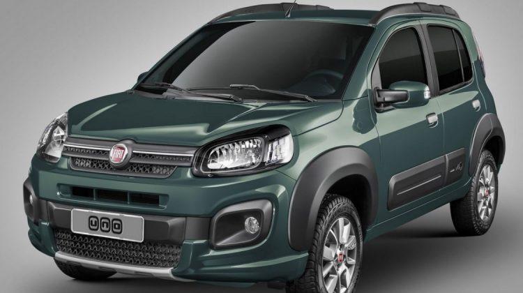 Fiat Uno Way 1.3 2017