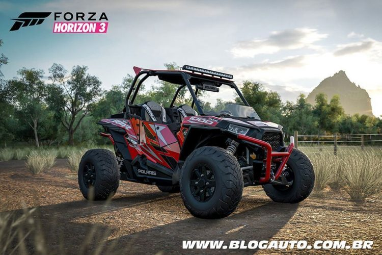 Forza Horizon 3 2015 Polaris RZR XP 1000 EPS