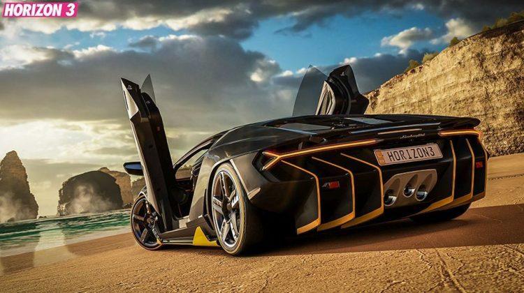 Forza Horizon 3 2016 Lamborghini Centenario LP 770-4