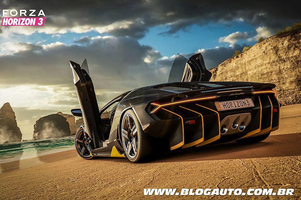 Forza Horizon 3 conheça todos os 350 carros!
