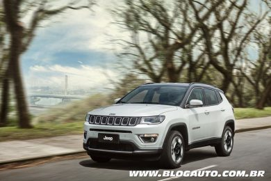 Jeep Compass 2017 Limited