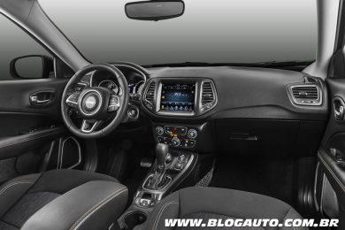 Jeep Compass 2017 Longitude Diesel