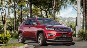 Jeep Compass 2017 Sport