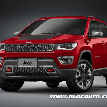 Jeep Compass 2017 Trailhawk