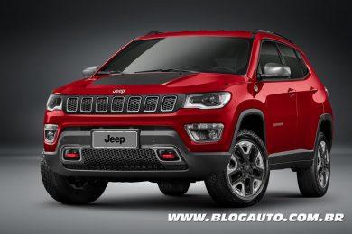 Jeep Compass 2017 Trailhawk