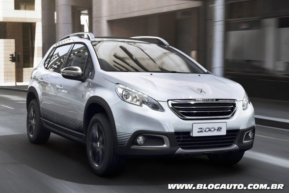 Peugeot 2008 2018: tudo sobre o crossover compacto