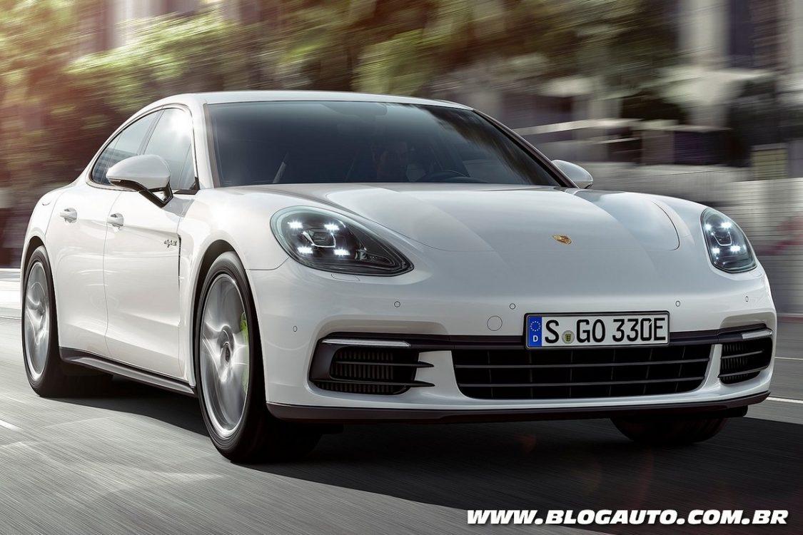 Porsche Panamera 4 E-Hybrid consumo de 40 km/l