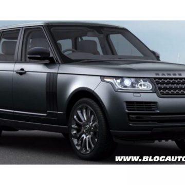 Range Rover Black