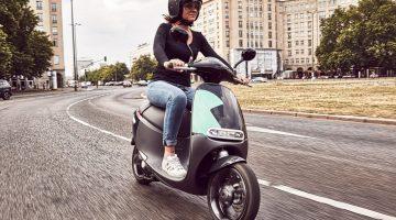 eScooter da Bosch Coup