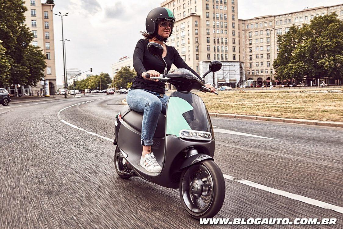 Bosch passa a oferecer compartilhamento de scooters elétricos