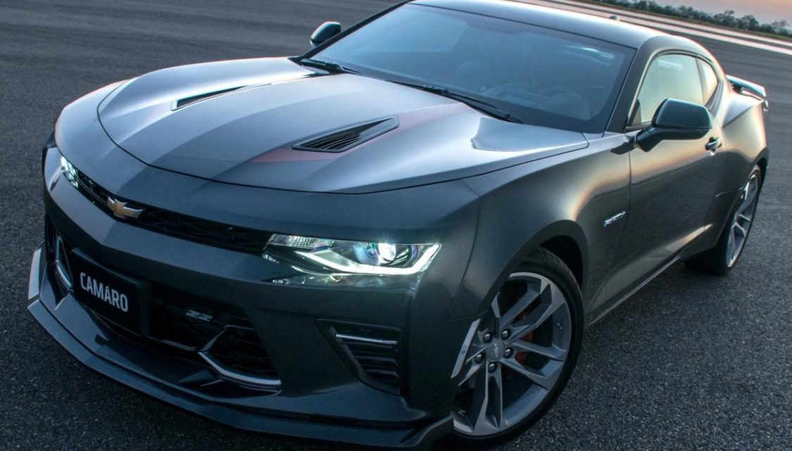 Chevrolet Camaro Fifty Edition