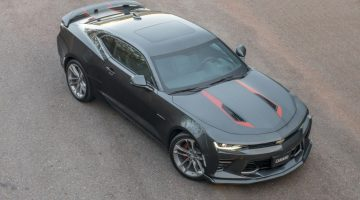 Chevrolet Camaro Fifty 2017