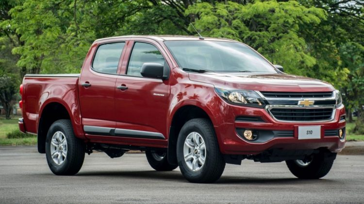 Chevrolet S10 Advantage 2017