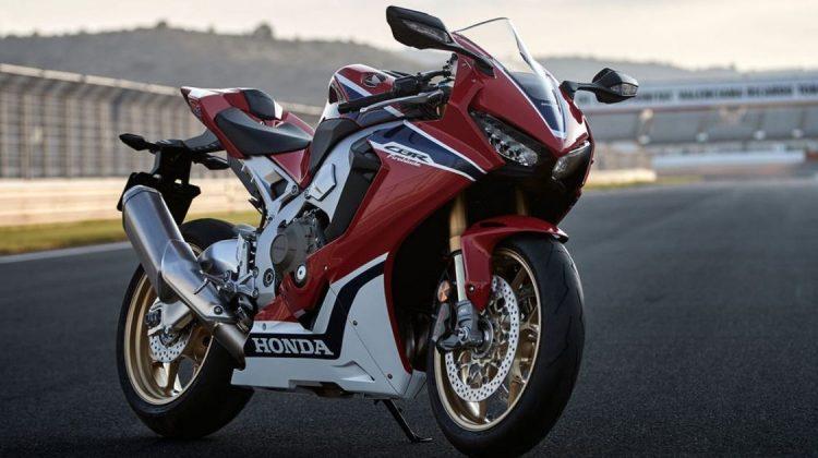 Honda CBR 1000RR 2017