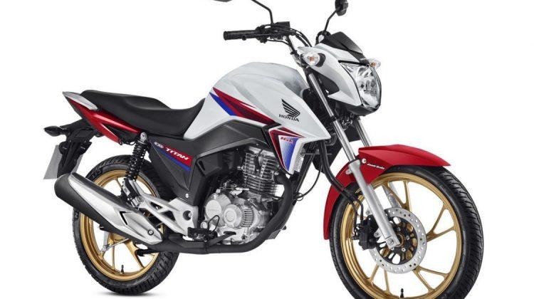 Honda CG 40 Anos
