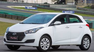 Hyundai HB20 1.0 Turbo 2017