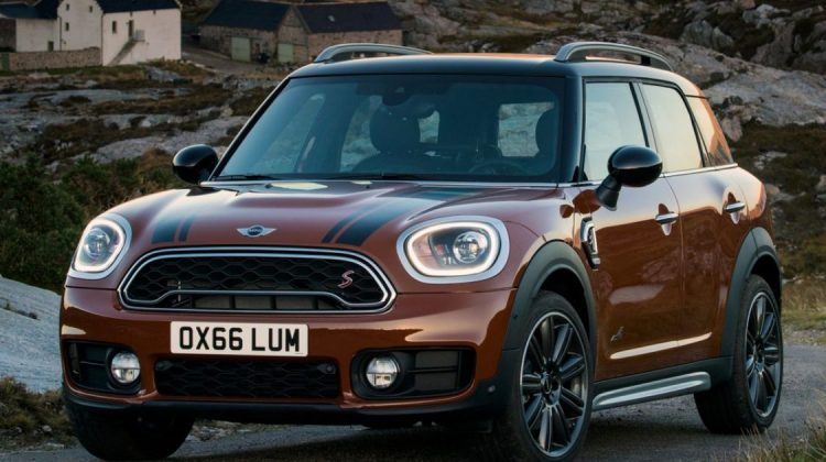 MINI Countryman S ALL4 2017