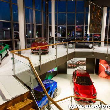 Museu da Lamborghini em Sant'Agata Bolognese
