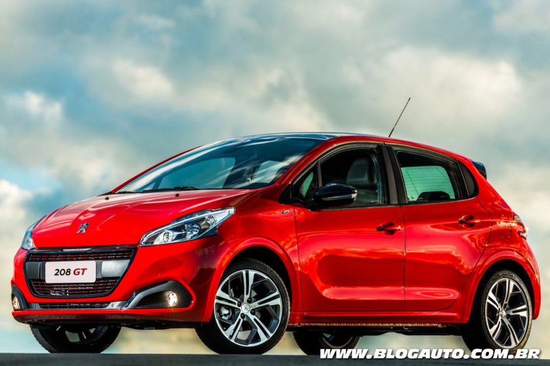 Peugeot 208 2018: tudo sobre o hatch