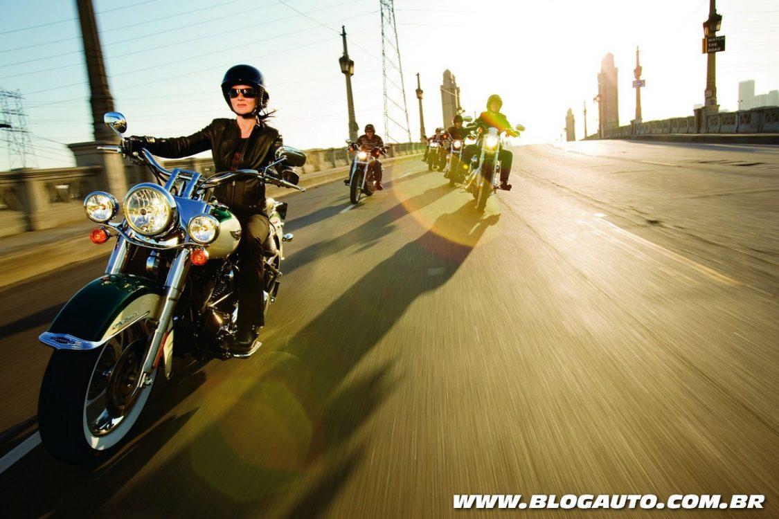 Harley-Davidson dá dicas para realizar primeira viagem