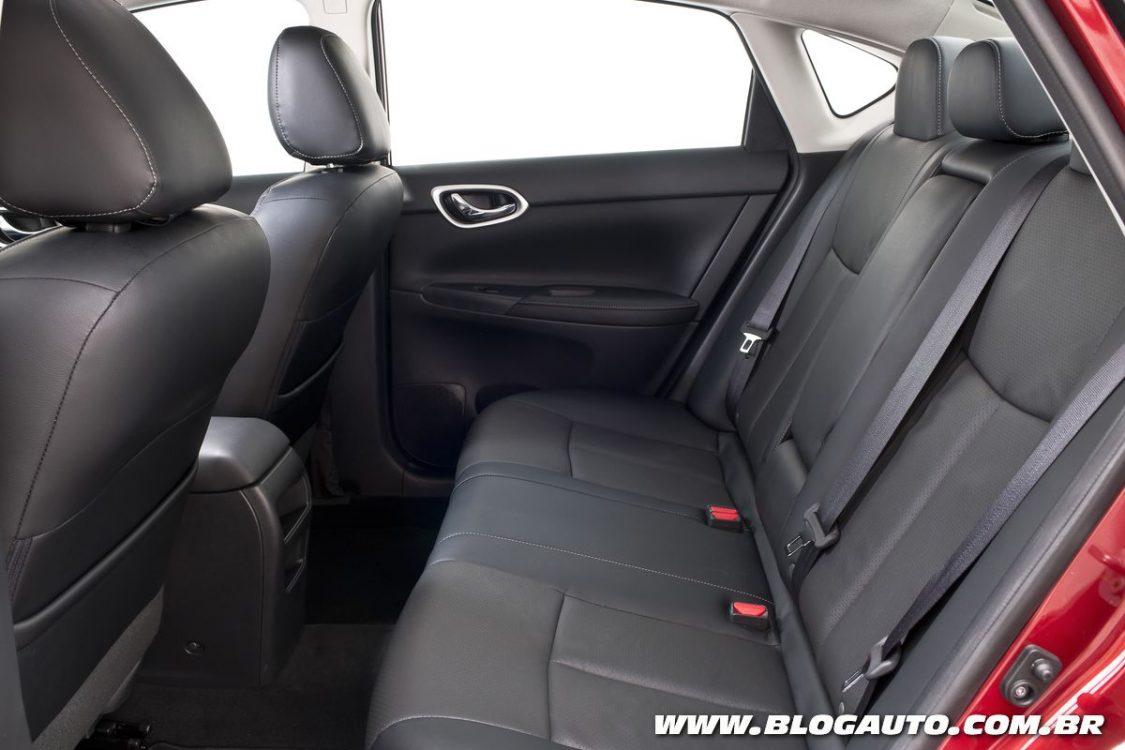 Tudo Sobre O Seda Medio Nissan Sentra 2017 Blogauto
