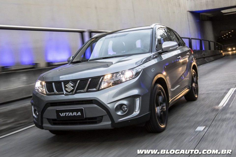 Suzuki Vitara turbo é um dos crossovers mais econômicos do Brasil