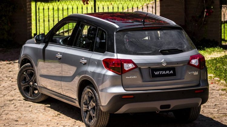 Suzuki Vitara 4Sport 2017