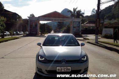 Turismo: Viagem a Petrópolis de Volkswagen Golf 1.4 TSi, com esticada no Rio