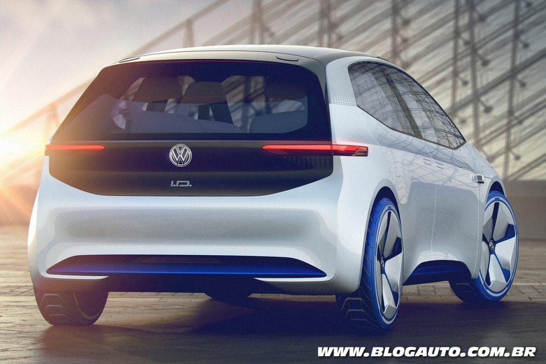 Innovative Volkswagen ID Concept  Apresentado Chega Em 2020  BlogAuto
