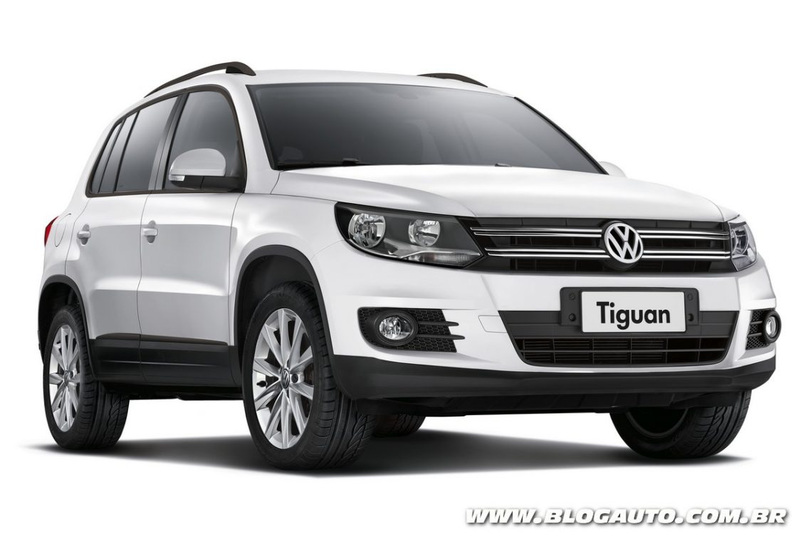 volkswagen tiguan ganha motor 1 4 tsi por r blogauto. Black Bedroom Furniture Sets. Home Design Ideas