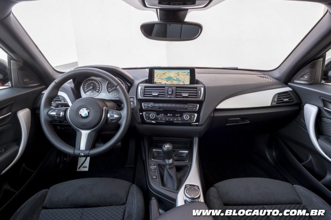 Bmw m140i 2017 come a a ser vendido por r blogauto for Bmw serie 9 interieur