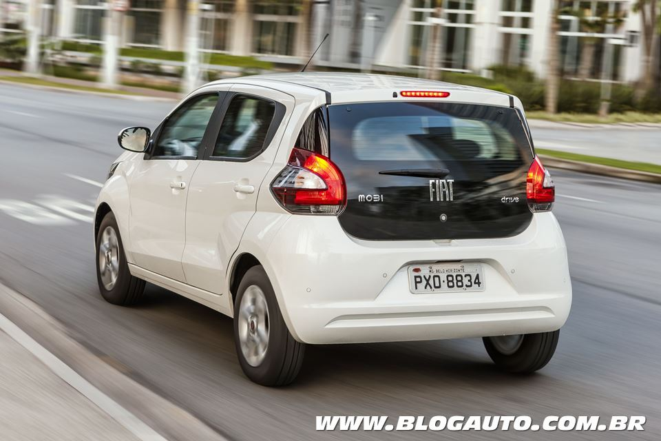 Fiat Mobi Drive 2017
