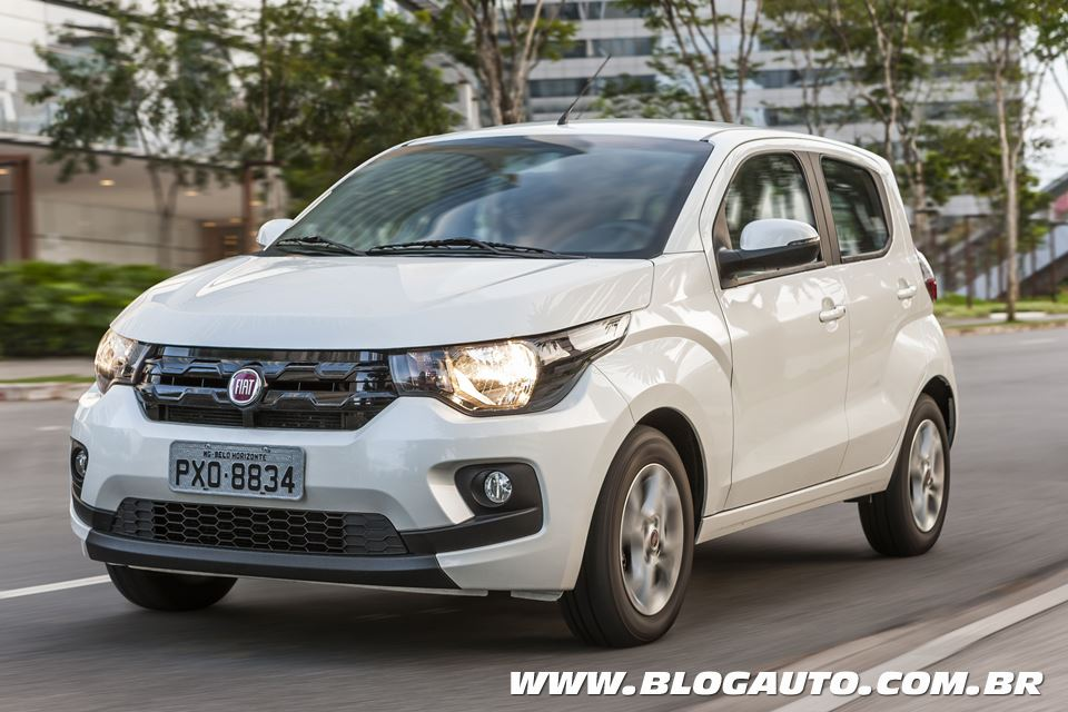 Fiat Mobi Drive 2018: ficha técnica e conteúdos