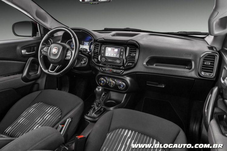 Fiat Toro Freedom 2.4 Flex