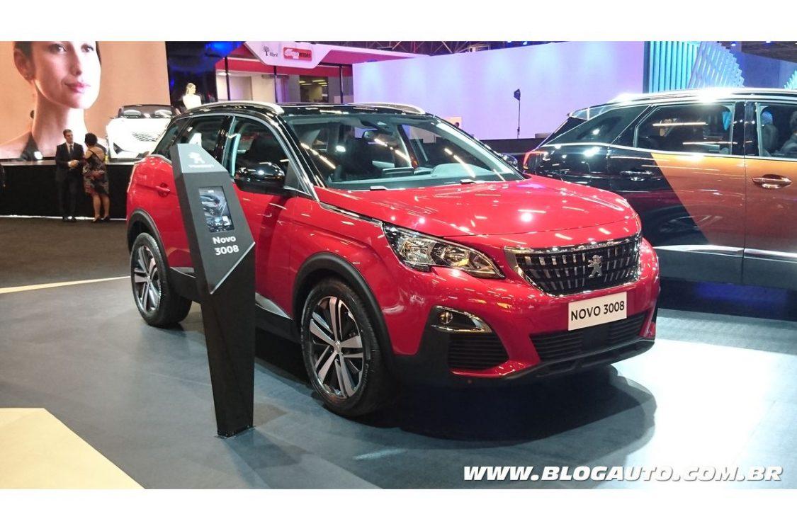 Peugeot e suas atrações no Salão do Automóvel