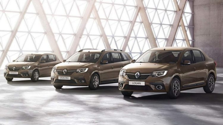 Renault Logan e Sandero 2017