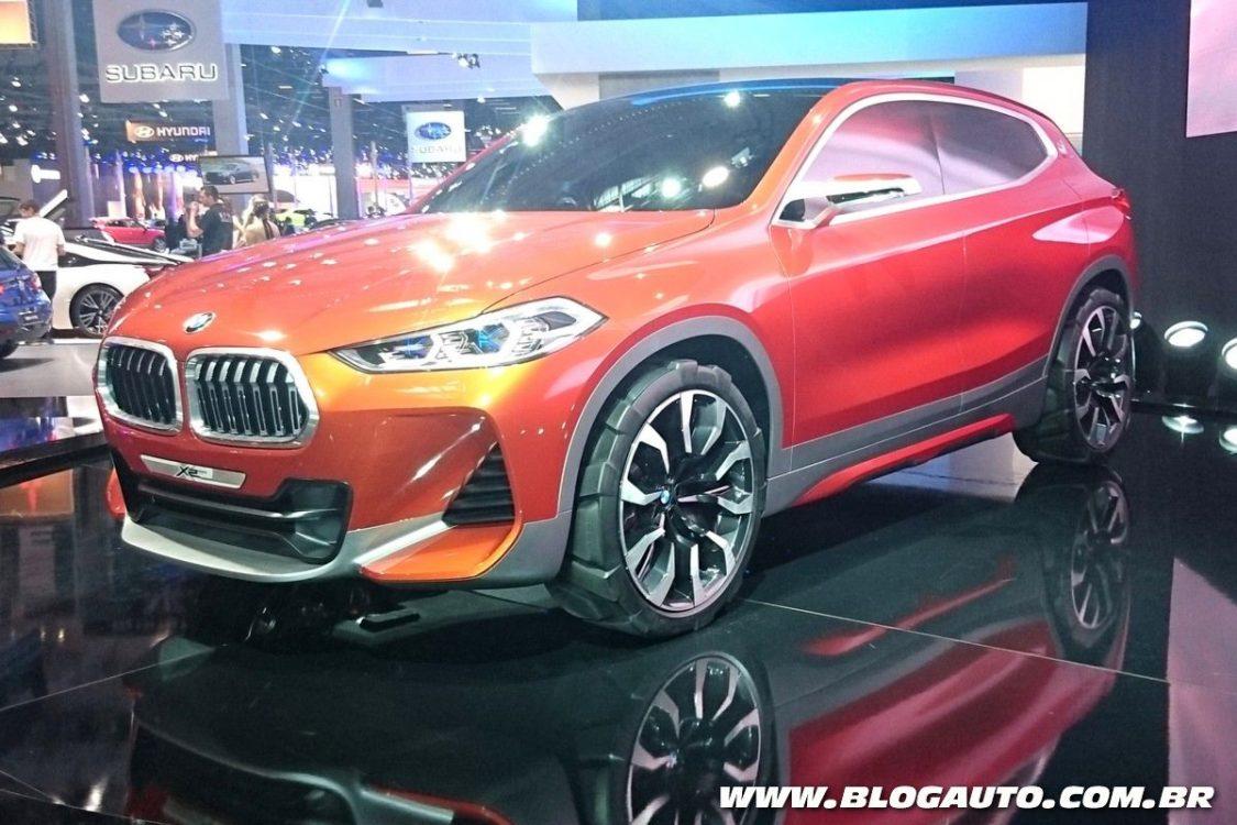 BMW destaca SUVs e esportivos no Salão do Automóvel