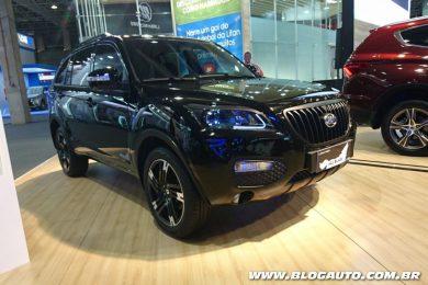 Lifan X60 All Black Edition