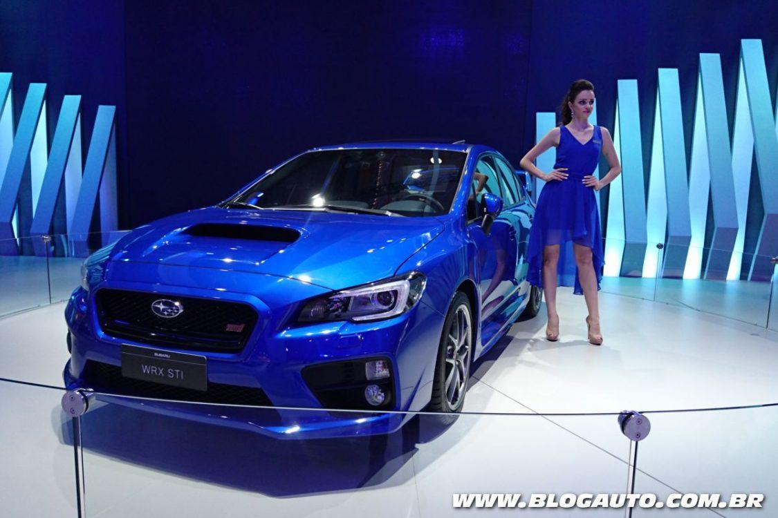 As novidades da Subaru no Salão do Automóvel
