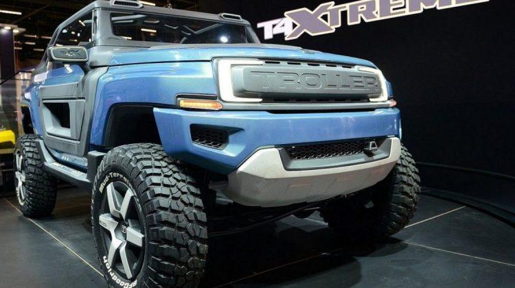 Troller T4 Xtreme