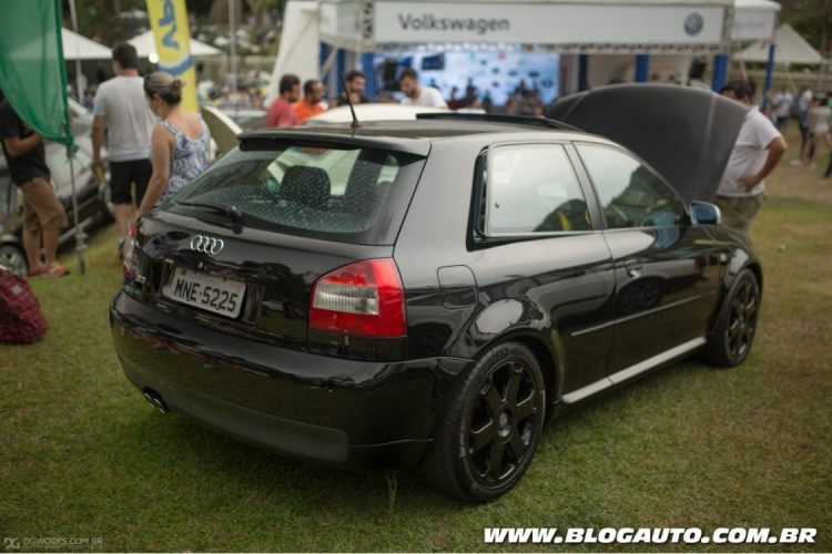 Melhor do BGT8 Runner - Audi S3 – Wallace Neto