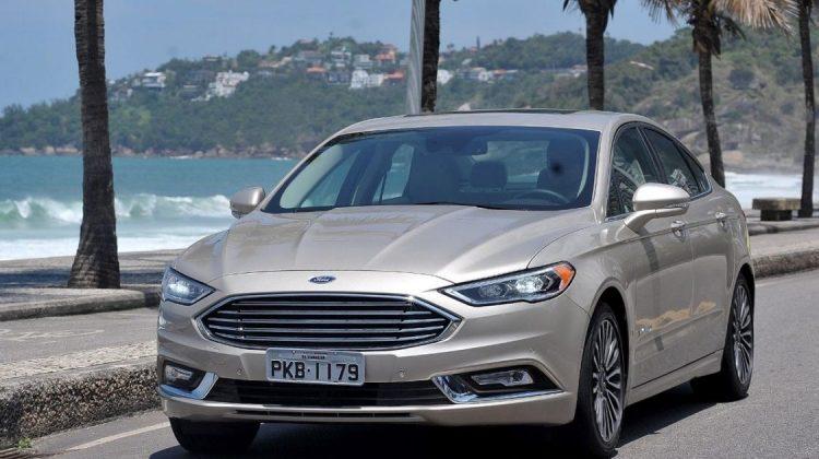 Ford Fusion Hybrid é um dos carros mais econômicos do Brasil