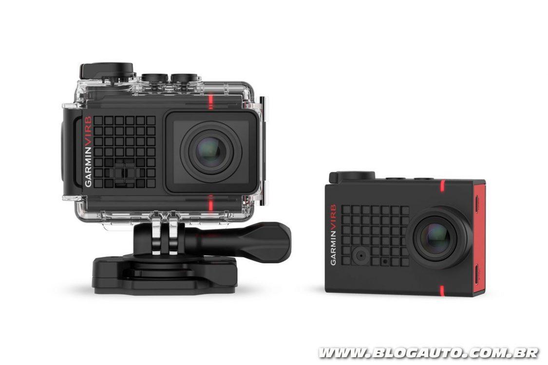 Câmera Garmin VIRB Ultra 30 estreia no Brasil