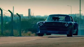Ken Block para o Top Gear