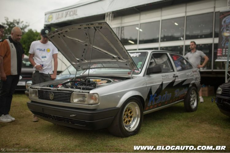 Melhor Motor Gol Turbo-A - Rodrigo Mizukami – Kadu Racing