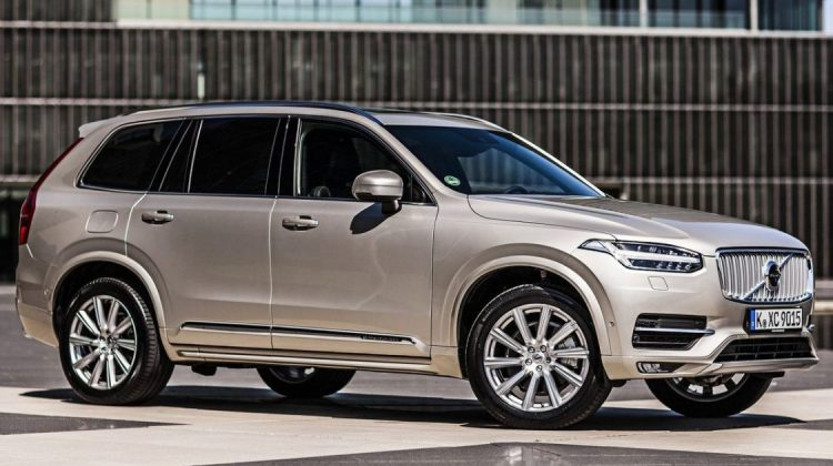 XC90 D5 Inscription