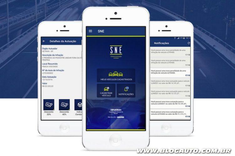 Aplicativo SNE lançado pelo Ministério das Cidades