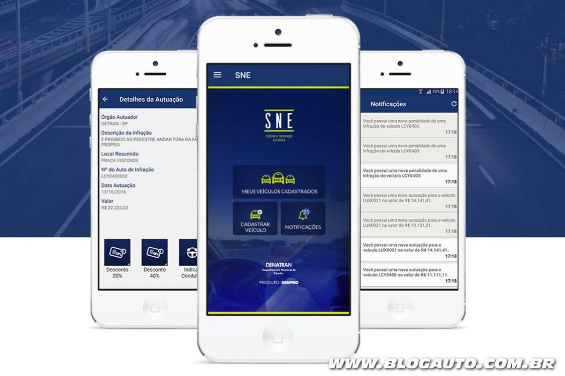 Ministério das Cidades lança app que dá desconto em multas
